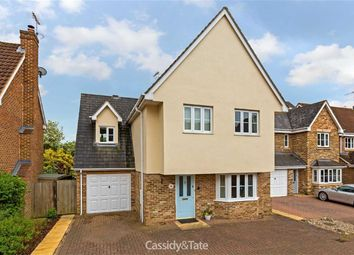 Thumbnail 4 bed detached house for sale in Dawes Lane, Wheathampstead, Hertfordshire