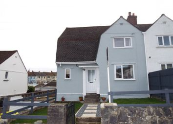 Thumbnail 3 bedroom semi-detached house for sale in 146 Higher Lane, Langland, Swansea