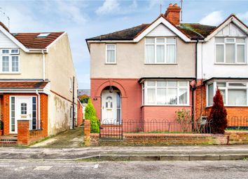 3 bed semi-detached house for sale in Hill Street, Reading, Berkshire RG1