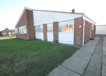 Thumbnail 3 bed semi-detached bungalow for sale in Garden Road, Walton On The Naze