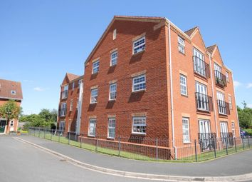 Thumbnail 2 bed flat for sale in Ainderby Gardens, Northallerton