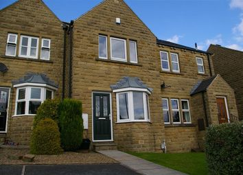 Thumbnail 2 bed town house to rent in Hollyfield Avenue, Huddersfield