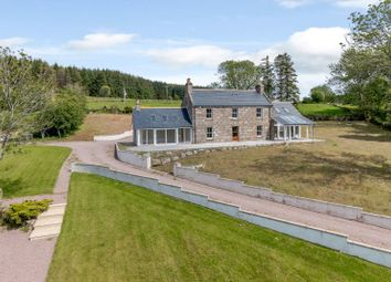 Thumbnail 4 bed detached house for sale in Eslie, Banchory, Aberdeenshire