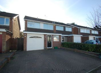 Thumbnail 3 bed semi-detached house for sale in Lucy Close, Stanway, Colchester