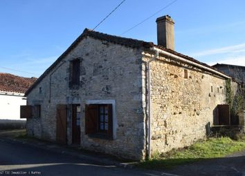 Thumbnail 1 bed property for sale in Saint Amant De Bonnieure, Poitou-Charentes, 16230, France