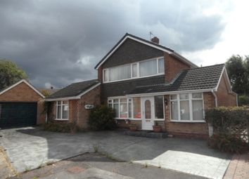Thumbnail 5 bed detached house to rent in Oakfield Close, Eaglescliffe