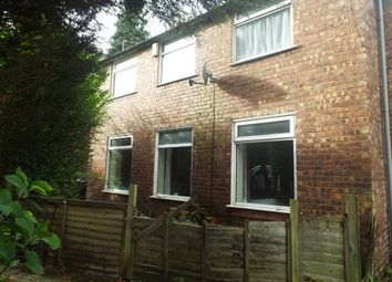 Thumbnail 3 bed terraced house for sale in The Terrace, Prestwich, Manchester