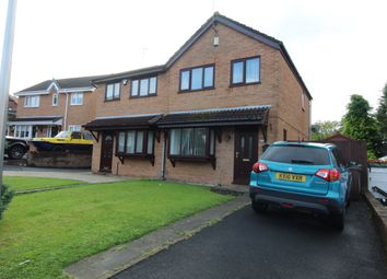 Thumbnail 3 bed semi-detached house for sale in Pinewood, Skelmersdale