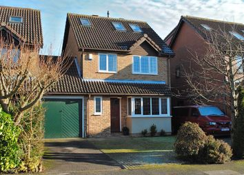 Thumbnail 5 bedroom detached house for sale in Dukes Ride, Bishop's Stortford