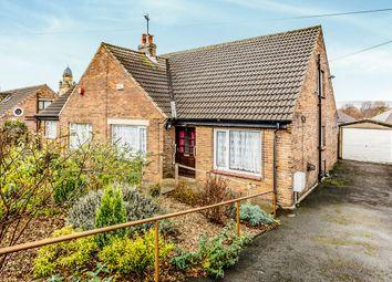 Thumbnail 2 bedroom semi-detached bungalow for sale in Mountjoy Road, Edgerton, Huddersfield
