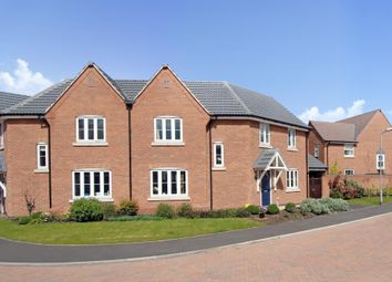 "Thumbnail 3 bed semi-detached house for sale in ""Fairway"" at Whites Lane, New Duston, Northampton"