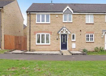 Thumbnail 3 bed end terrace house for sale in Shaw Close, Mangotsfield, Bristol