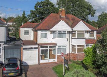 Osmaston Road, Harborne, Birmingham B17. 4 bed semi-detached house for sale