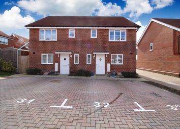 Thumbnail 3 bed semi-detached house for sale in Thompson Road, Broadbridge Heath, Horsham