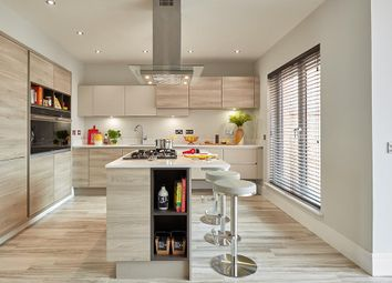 "Thumbnail 4 bed detached house for sale in ""The Westbury Showhome"" at Bowmont Terrace, Dunbar"