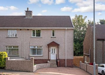 Thumbnail 3 bed semi-detached house for sale in Grieve Road, Greenock, Inverclyde