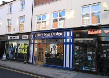 Thumbnail Retail premises to let in 34 Regent Street, Leamington Spa, Warwickshire