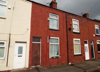 Thumbnail 2 bedroom terraced house for sale in Cromwell Road, Eccles, Manchester, Greater Manchester