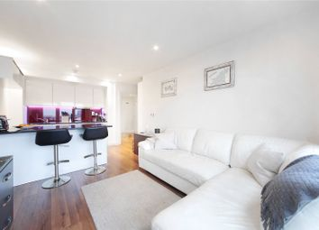 Thumbnail 1 bed flat for sale in Severn House, 19 Enterprise Way, Wandsworth, London
