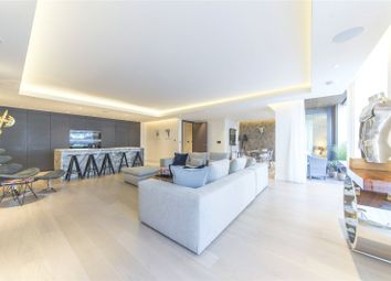Thumbnail 3 bed flat for sale in Dockside House, Chelsea Creek, Fulham