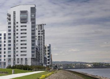 Thumbnail 2 bed flat to rent in Western Harbour Breakwater, Edinburgh