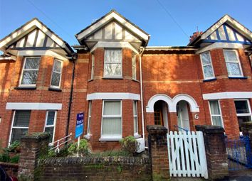 Thumbnail 3 bed terraced house for sale in Approach Road, Lower Parkstone, Poole, Dorset