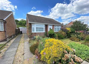 Thumbnail 2 bed bungalow for sale in Brixham Drive, Wigston