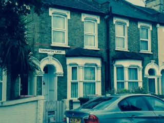 Thumbnail 2 bed terraced house for sale in Tunmarsh Lane, London