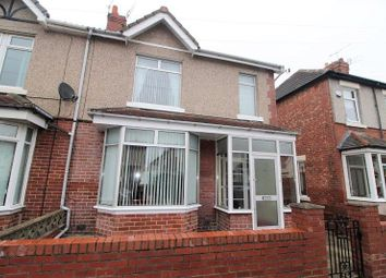 3 bed semi-detached house for sale in Plessey Avenue, Blyth NE24