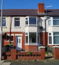 Thumbnail 3 bedroom terraced house to rent in Endsleigh Gardens, Blackpool
