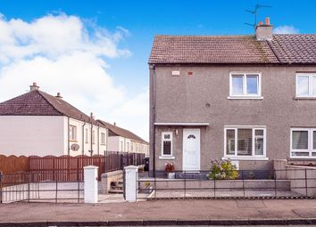 Thumbnail 2 bedroom semi-detached house for sale in St. Boswells Terrace, Dundee
