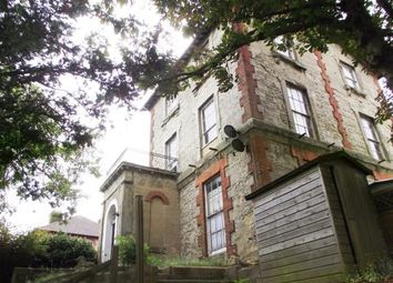 Thumbnail 3 bed flat for sale in Ventnor, Isle Of Wight, .