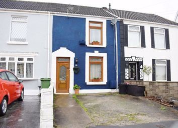 Thumbnail 3 bed terraced house for sale in Mysydd Terrace, Landore, Swansea