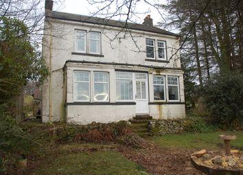 Thumbnail 4 bed detached house for sale in Glaisters Farmhouse, Corsock, Castle Douglas