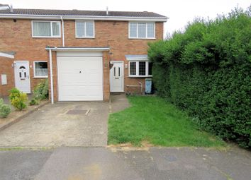 Thumbnail 3 bedroom end terrace house for sale in Caithness Court, Bletchley, Milton Keynes