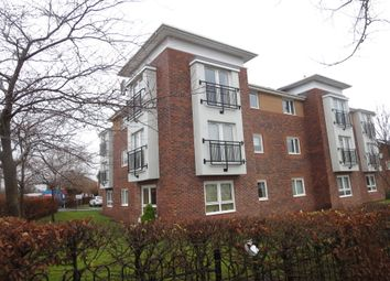 Thumbnail 2 bed flat for sale in Selkirk Court, Poplar Drive, Blurton