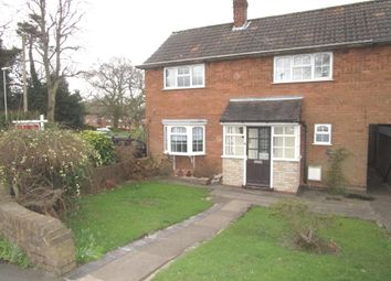 Thumbnail 3 bed end terrace house for sale in Cornwall Road, Tettenhall Wood, Wolverhampton
