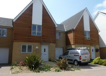 Thumbnail 3 bedroom semi-detached house to rent in The Causeway, St. Marys Island, Chatham