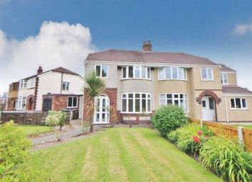 Thumbnail 3 bed semi-detached house for sale in Ridgewood Drive, Pensby, Wirral