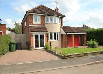 Thumbnail 4 bedroom detached house for sale in Walkwood Crescent, Redditch