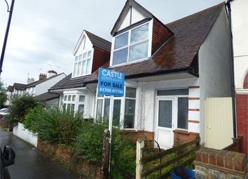 Thumbnail 3 bed semi-detached house for sale in Leighton Avenue, Leigh On Sea, Leigh On Sea