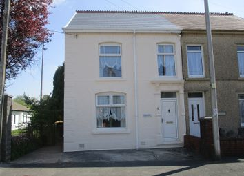 Thumbnail 4 bed semi-detached house for sale in New Road, Ystradowen, Swansea.