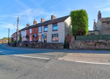 Thumbnail 3 bed terraced house for sale in High Lane, Brown Edge, Stoke-On-Trent