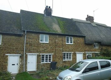 Thumbnail 2 bed terraced house for sale in Beech Road, Oxhill, Warwick