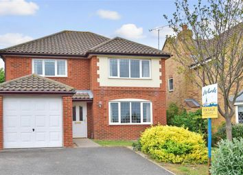 Thumbnail 4 bed detached house for sale in Lorimar Court, Sittingbourne, Kent