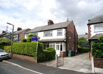 Thumbnail 3 bed semi-detached house to rent in Cedar Grove, Prestwich, Prestwich Manchester