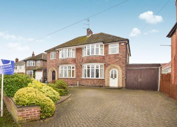 Thumbnail 3 bedroom semi-detached house to rent in Leicester Road, Quorn, Loughborough