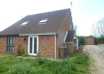 Thumbnail 1 bedroom terraced house to rent in Brightwell Close, Felixstowe
