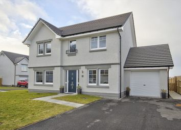 Thumbnail 4 bed detached house for sale in Brock Road, Inverness