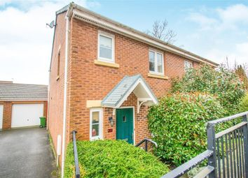 Thumbnail 3 bedroom semi-detached house to rent in Glas Y Gors, Aberdare